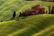 Italy / The land, the people, the food, the architecture and the wildlife