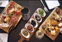 Sharing is caring / Sharing platters = friendlier atmosphere = happier customers. Hope you find some inspiration on what food to serve and how to serve it.