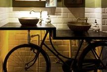 Decorating Ideas: Toilets / Yes, the way you decorate your toilets also matters! Here are some cool ideas ...