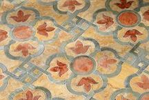 Decorating Ideas: Floor / Devil is in the detail!