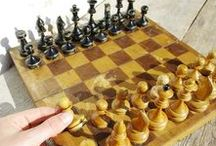 Checkmate / Beautiful, weird and wonderful chess pieces, boards and strategies