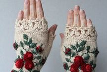 Mittens and such... / Inspiration
