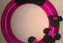 Birthday party ideas / Minnie Mouse party ideas