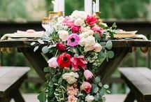lovely wedding florals