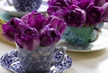 Spring Reception Ideas, anniversary / by Dawn McIlvain Stahl Editorial Services