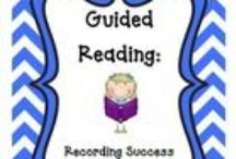 Reading / Kindergarten and 1st grade reading lessons, activities, anchors, the whole shebang!