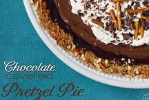 Year of Pie / One day we WILL have our YEAR OF PIE. I'm collecting ideas, tips, and recipes here.  / by Dawn McIlvain Stahl Editorial Services