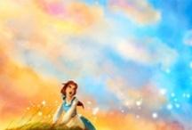 Disney / by Kayla McC