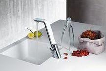 Kitchen Milieus / Classic, modern, scandinavien kitchen designs.