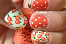 Nail art! / by Amy Sterrett