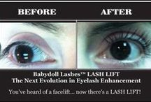 Lash and Brow Procedures / This board will keep you up-to-date on the latest lash and brow enhancing procedures. Be sure to re-pin so your followers will see the updates!