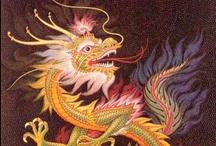 Design: Clouds, Dragons, Fire / by Alyssa Ravenwood