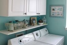 Laundry room / by Michelle Pickard