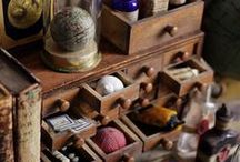 Apothecary: / by rOsScHeR
