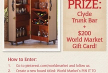 World Market's PIN IT TO WIN IT Contest