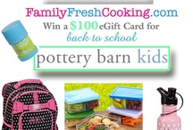 Back to School  / Get ready to get back to school with @FamilyFreshCooking