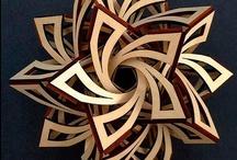 Design: Maker  / Laser cut, CNC, router, flat pack, woodworking, and design inspiration. / by Alyssa Ravenwood