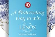Pin to Win Lenox