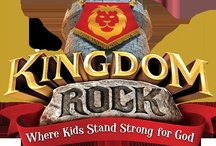 Kingdom Rock VBS 2013 / by Ashley Niven