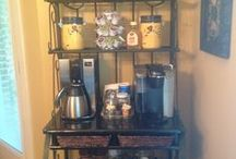 COFFEE STATIONS / Love mine!  / by Anne Benton