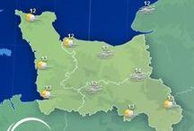 Basse Normandie / La Basse-Normandie est connue pour le mondialement célèbre Mont St-Michel mais aussi pour les plages du débarquement et la ville d'Honfleur... Découvrez toutes les informations, les prévisions météo et les plus belles images de #BasseNormandie dans ce tableau ! / by MeteoCity