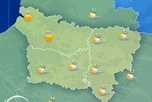 Picardie / La Picardie est connue pour ses nombreux châteaux, sa forêt de #Compiègne et sa baie de Somme mais pas que... Découvrez toutes les informations, les prévisions météo et les plus belles images de #Picardie dans ce tableau ! / by MeteoCity