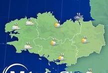Bretagne / La Bretagne est une région a forte culture. La forêt de Brocéliande, la pointe de Raz, les phares et bien d'autres monuments font la réputation de cet endroit typique. Découvrez toutes les informations, les prévisions météo et les plus belles images de #Bretagne dans ce tableau ! / by MeteoCity