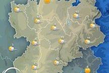 Rhône-Alpes / La région Rhône-Alpes est célèbre pour son massif des Alpes qui attirent chaque année de nombreux skieurs mais aussi pour la belle ville de #Lyon ou le lac d'#Annecy... Découvrez toutes les informations, les prévisions météo et les plus belles images d' #Alsace dans ce tableau ! / by MeteoCity
