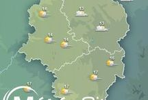 Limousin / Le Limousin est renommé pour ses immenses étendues de nature et ses nombreux châteaux mais pas uniquement... Découvrez toutes les informations, les prévisions météo et les plus belles images du #Limousin dans ce tableau ! / by MeteoCity