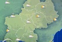 Midi-Pyrénées / La région Midi-Pyrénées est connue pour son massif montagneux, pour son pèlerinage de Lourdes et pour son Canal des deux Mers mais pas seulement ... Découvrez toutes les informations, les prévisions météo et les plus belles images des #Midi-Pyrénées dans ce tableau ! / by MeteoCity