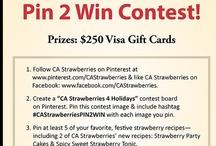 CA Strawberries 4 Holidays