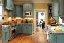 For the Home - Kitchens / by Debi Kolenchuk