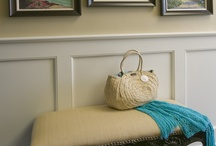 For the Home - Wainscotting / by Debi Kolenchuk