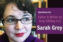 Editor Interviews -- Copyediting.com / Ongoing series of #EditorInterviews on Copyediting.com includes editors, writers, proofreaders, and other editorial types.  / by Dawn McIlvain Stahl Editorial Services
