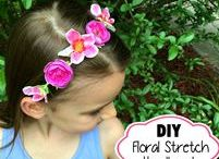 Barrette & Hair Clip How-Tos / Tutorials for making your own barrettes, hair bows & headbands.