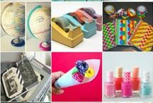 Washi Tape Ideas / by Sew Can Do