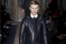 F/W 2013 - Black leather