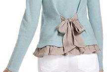 Fabric: Refashioning / sewing / by Alyssa Ravenwood
