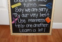 Kindergarten: Classroom Management / by Shelby Ashworth