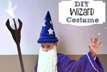 DIY Halloween Costumes / Costumes you can make yourself!