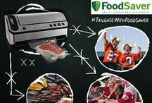 Tackle Tailgates with FoodSaver / Fun Contest