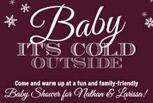 Coed Baby Shower, February, Girl / Themes, decorations, games, ideas / by Dawn McIlvain Stahl Editorial Services