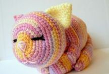 Knitting & Crochet Goodies / Tutorials, ideas and patterns for fun knitting and crochet experiences. / by Sew Can Do