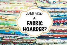Fabric Stash Spotlight / by Sew Can Do