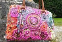 Crochet Bags, Cases, & Covers