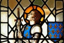 Joan of Arc / To celebrate her feast day