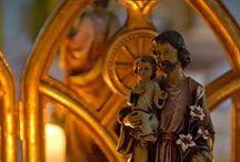 Papa Joseph / To celebrate his feast day