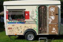 Caravan Ideas I Love / camping