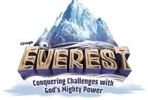 Everest VBS 2015 / by Ashley Niven