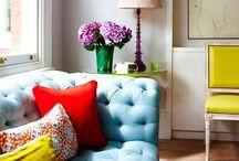 Living room / by Liz Pierson